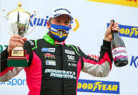 30th August 2020; Knockhill Racing Circuit, Fife, Scotland; Kwik Fit British Touring Car Championship, Knockhill, Race Day; Carl Boardley won the Jack Sears trophy during round 12 of the BTCC