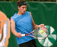 16-8-09, Den Bosch,Nationale Tennis Kampioenschappen, Finale mannen,   Jasper Smit