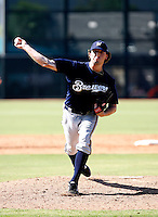 Josh Butler / Milwaukee Brewers 2008 Instructional League..Photo by:  Bill Mitchell/Four Seam Images
