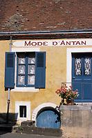 Europe/France/Normandie/Basse-Normandie/61/Orne/La Perrière : Façade du musée du Filet