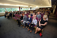 Pictured: Interior view of the venue Saturday 27 May 2017<br />
