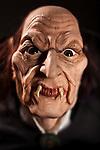 10.29.09 - Dracula jack-in-the-box....creepy