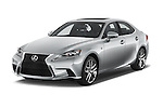 2015 Lexus LS 350 F Sport 4 Door Sedan Angular Front stock photos of front three quarter view