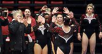 Stanford Gymnastics W vs Arizona, January 29, 2017