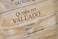 wooden cases quinta do vallado douro portugal