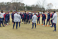 USMNT Training, March 25, 2018