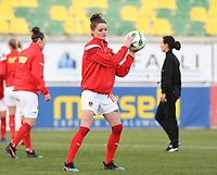 20190227 - LARNACA , CYPRUS : Austrian Verena Aschauer pictured during a women's soccer game between the Super Falcons of Nigeria and Austria , on Wednesday 27 February 2019 at the AEK Arena in Larnaca , Cyprus . This is the first game in group C for both teams during the Cyprus Womens Cup 2019 , a prestigious women soccer tournament as a preparation on the Uefa Women's Euro 2021 qualification duels. PHOTO SPORTPIX.BE | DAVID CATRY