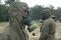 -  NATO Rapid Reaction Force, Italian contingent of the Support Group, logistic exercise, NBC decontamination (Nuclear, Bacteriological, Chemical)....- forza NATO di Reazione Rapida, contingente italiano del Gruppo di Supporto, esercitazione logistica, decontaminazione NBC (Nucleare, Batteriologica, Chimica)
