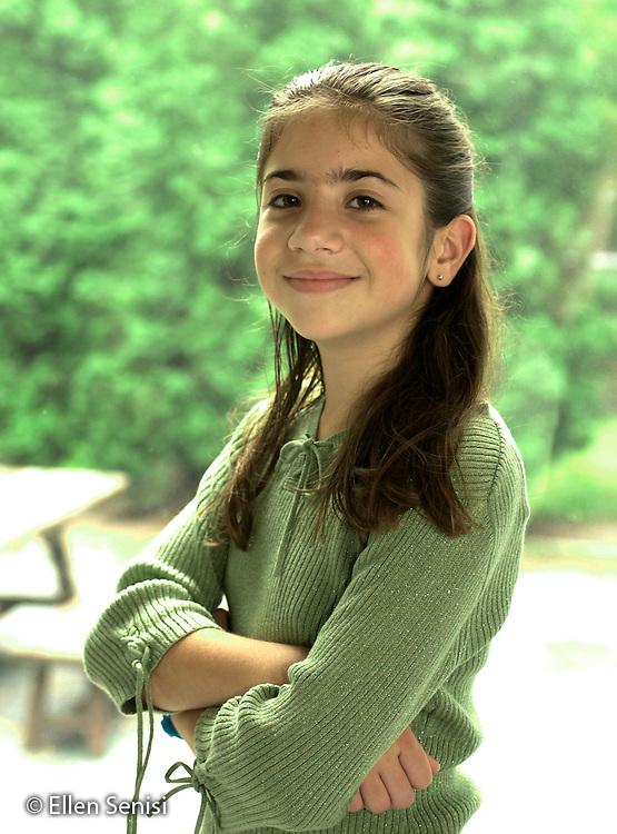 MR / Schenectady, NY..Girl (11)...MR: Bab5..©Ellen B. Senisi