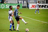 PORTO ALEGRE, (RS), 19.03.2021 - GREMIO - AIMORE – O atacante Ferreira, da equipe do Grêmio, na partida entre Grêmio e Aimoré, válida pela 5ªrodada do Campeonato Gaúcho 2021, no estádio Arena do Grêmio, em Porto Alegre, nesta sexta-feira (19).