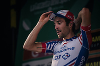 Thibaut Pinot (FRA/Groupama-FDJ) wins his first Monument Classic : the 112th Il Lombardia 2018 (ITA)<br /> <br /> from Bergamo to Como: 241km
