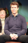 """January 9, 2013, Tokyo, Japan: Tom Cruise speaks about his latest movie """"Jack Reacher"""" during news conference in Tokyo on Wednesday, January 9, 2013. Cruise is in Japan to promote his latest movie """"Jack Reacher"""" which is entitled """"Outlaw"""" for the Japanese market. The movie will be released on February 1 in Japan. (Photo by Rodrigo Reyes Marin/AFLO)"""