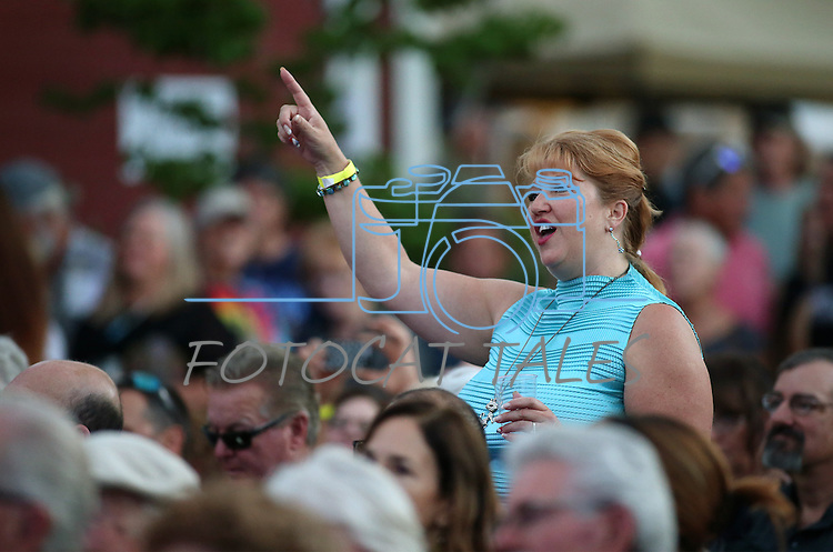 at the 8th Annual Concert Under the Stars in Carson City, Nev., on Thursday, July 14, 2016.<br /> Photo by Cathleen Allison