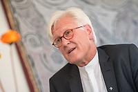 Heinrich Bedford-Strohm, Ratsvorsitzender der Evangelischen Kirche in Deutschland (EKD) und Landesbischof der Evangelisch-Lutherischen Kirche in Bayern.<br /> 14.9.2021, Berlin<br /> Copyright: Christian-Ditsch.de