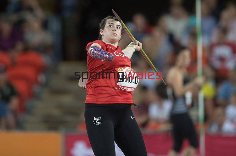 *This image must be credited to Ian Cook Sportingwales and can only be used in conjunction with this event only*<br /> <br /> 21st Commonwealth Games  -  Day 5 - 09\04\2018 - Carrara Stadium - Gold Coast City - Australia