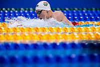 Torok Dominik Mark HUN<br /> Swimming - 400m individual medley men preliminaries <br /> XXXV LEN European Aquatic Championships<br /> Duna Arena<br /> Budapest  - Hungary  23/5/2021<br /> Photo Giorgio Perottino / Deepbluemedia / Insidefoto