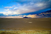 Death Valley, Shoreline Butte