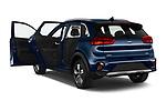Car images of 2020 KIA Niro More 5 Door Hatchback Doors