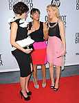 Zooey Deschanel,Rashida Jones and Elizabeth Banks attends OUR IDIOT BROTHER Los Angeles Premiere held at The Arclight Theater in Hollywood, California on August 16,2011                                                                               © 2011 DVS / Hollywood Press Agency