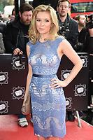 Rachel Riley<br /> arrives for the T.R.I.C. Awards 2017 at the Grosvenor House Hotel, Mayfair, London.<br /> <br /> <br /> ©Ash Knotek  D3240  14/03/2017