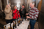 Wine tasting with the Amador Vintners