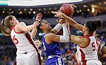 South Dakota vs Ft. Wayne Summit League Basketball