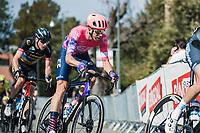 Sep Vanmarcke (BEL/EF Pro Cycling)<br /> <br /> <br /> Heistse Pijl 2020<br /> One Day Race: Heist-op-den-Berg > Heist-op-den-Berg 190km  (UCI 1.1)<br /> ©kramon