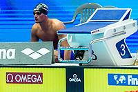 PELLEGRINI Federica ITA Italy<br /> Gwangju South Korea 27/07/2019<br /> Swimming Men's Freestyle 1500m Preliminary<br /> 18th FINA World Aquatics Championships<br /> Nambu University Aquatics Center <br /> Photo © Andrea Masini / Deepbluemedia / Insidefoto