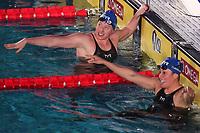 Lilly King CALI CONDORS Winner Women's 200m Breasstroke<br /> Napoli 12-10-2019 Piscina Felice Scandone <br /> ISL International Swimming League <br /> Photo Cesare Purini/Deepbluemedia/Insidefoto