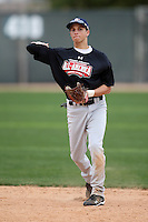 January 16, 2010:  Brandon Stahl (East Norwich, NY) of the Baseball Factory Northeast Team during the 2010 Under Armour Pre-Season All-America Tournament at Kino Sports Complex in Tucson, AZ.  Photo By Mike Janes/Four Seam Images