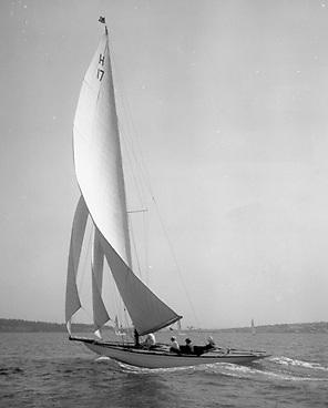 Ierne in race-winning form, July 1914