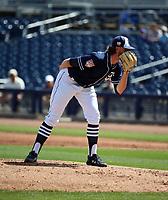 Chris Paddack - San Diego Padres 2019 spring training (Bill Mitchell)