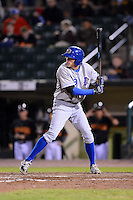 Durham Bulls pinch hitter Rich Thompson #29 during a game against the Rochester Red Wings on May 17, 2013 at Frontier Field in Rochester, New York.  Rochester defeated Durham 11-6.  (Mike Janes/Four Seam Images)