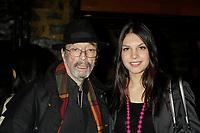 Roger Tabra en 2009<br /> <br />  - PHOTO D'ARCHIVE :  Agence Quebec Presse