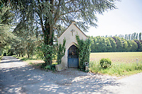 roadside chapel in the Moutstraat in Geraardsbergen<br /> <br /> cycling hotspots & impressions in the Vlaamse Ardennen (Flemish Ardennes) <br /> <br /> Cycling In Flanders <br /> Flanders Tourist Board<br /> <br /> ©kramon