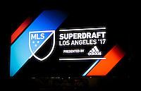 MLS SuperDraft 2017, January 13, 2017
