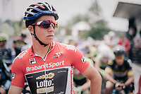 Dylan Groenewegen (NED/LottoNL-Jumbo)<br /> <br /> Ster ZLM Tour (2.1)<br /> Stage 4: Hotel Verviers > La Gileppe (Jalhay)(190km)