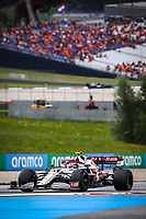 July 2nd 2021; F1 Grand Prix of Austria, free practise sessions;  ILOTT Callum (gbr), Alfa Romeo Racing ORLEN C41