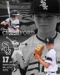 Clay Crawford - Bryant Black Sox 2017