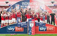 Rotherham United v Shrewsbury Town - Play Off Final - 27.05.2018