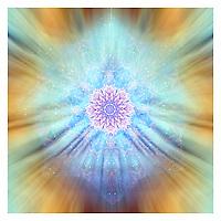 Beautiful Star Mandala #2