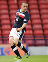 Steven Milne : Dundee FC ........29/08/2012   Copyright  Pic : James Stewart.jsp035_qp_v_dundee   .James Stewart Photography 19 Carronlea Drive, Falkirk. FK2 8DN      Vat Reg No. 607 6932 25.Telephone      : +44 (0)1324 570291 .Mobile              : +44 (0)7721 416997.E-mail  :  jim@jspa.co.uk.If you require further information then contact Jim Stewart on any of the numbers above........