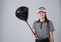 Arkansas Democrat-Gazette/SPENCER TIREY Lilly Thomas of Bentonville, our girls golfer of the year.
