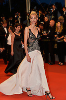 Aymeline Valade attend the 'It's Only The End Of The World (Juste La Fin Du Monde)' Premiere during the 69th annual Cannes Film Festival at the Palais des Festivals on May 19, 2016 in Cannes