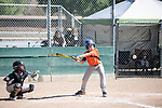 The Athletics scored 6-1 with the Giants at the Benicia Community Park holding a 3-0 record.
