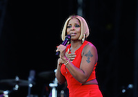 Mary J Blige - The Wireless Music Festival - 04/07/2015