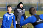 St Johnstone Training…17.02.21<br />