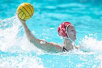 Palo Alto, CA- Stanford Women's Waterloo defeats the Arizona State University Sun Devils 8-5 on Saturday, March 26, 2016.