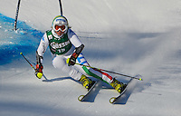 Denise Karbon ITALIA.28.12.2011, Hochstein, Lienz, AUSTRIA.Sci Slalom Gigante Donne Coppa del Mondo .foto Insidefoto / EXPA / M. Gruber