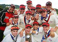 080411 Cricket - Wellington Firebirds v Canterbury Wizards